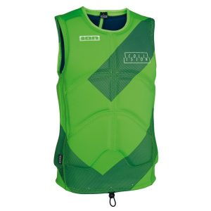 ion-collision-vest-2015-lime-green-navy
